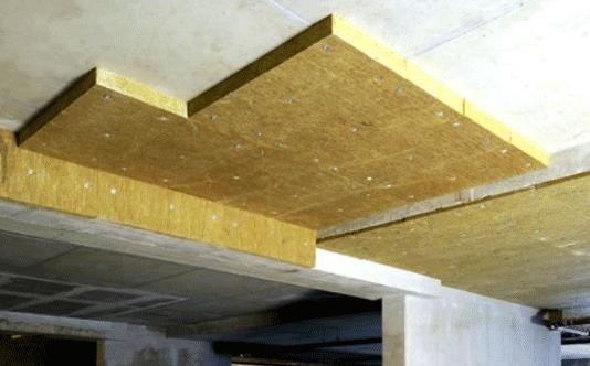 Isolation planchers bas - Cevoha